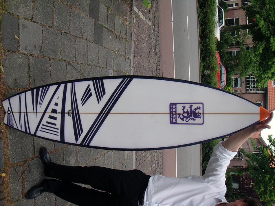 Holanda nr28 Fish deck