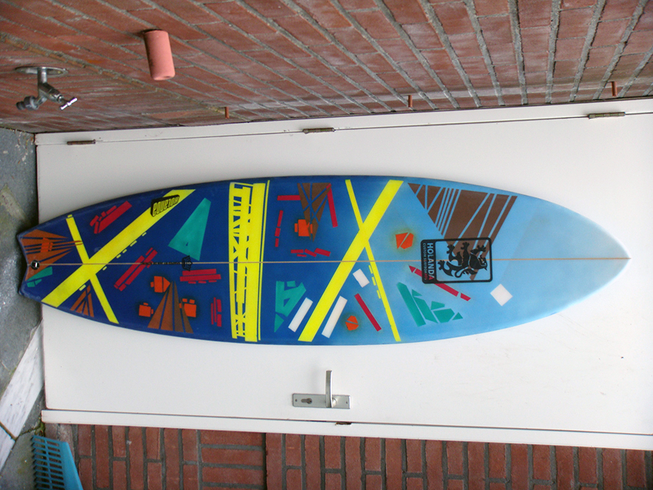 Holanda nr29 Twin+half deck