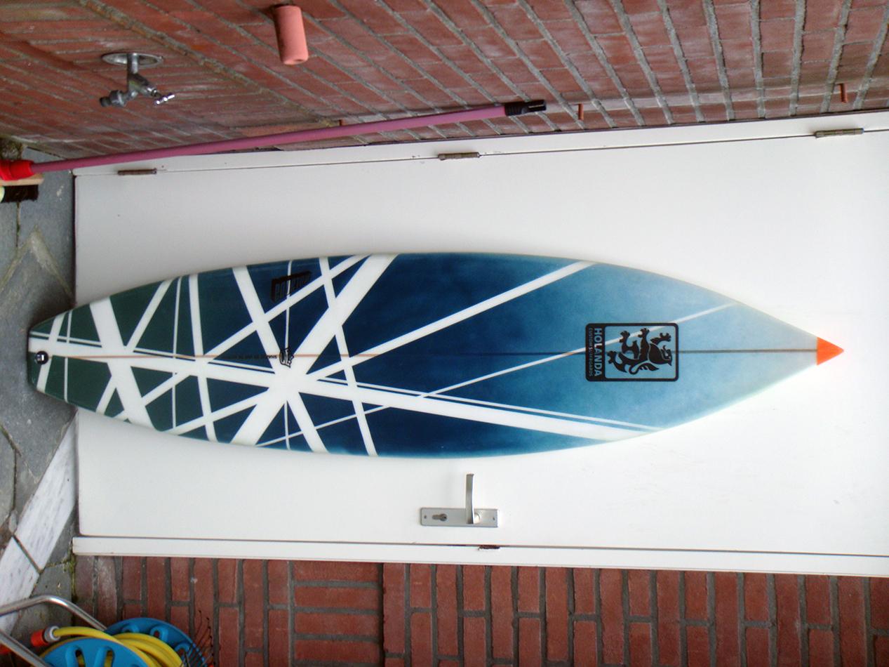 Holanda nr31 Ripr deck