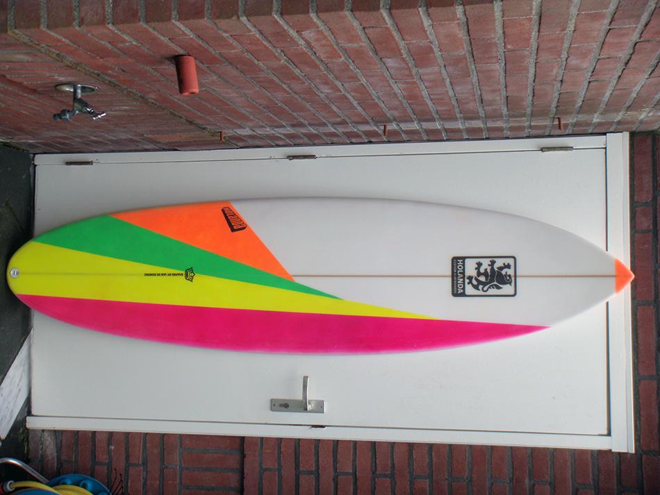 Holanda nr32 deck