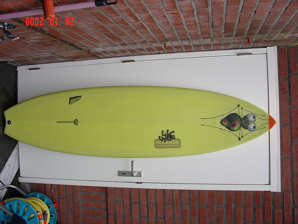 Holanda nr39 cruiser deck 'the bug'