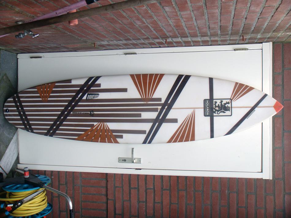 Holanda nr43 cruiser deck