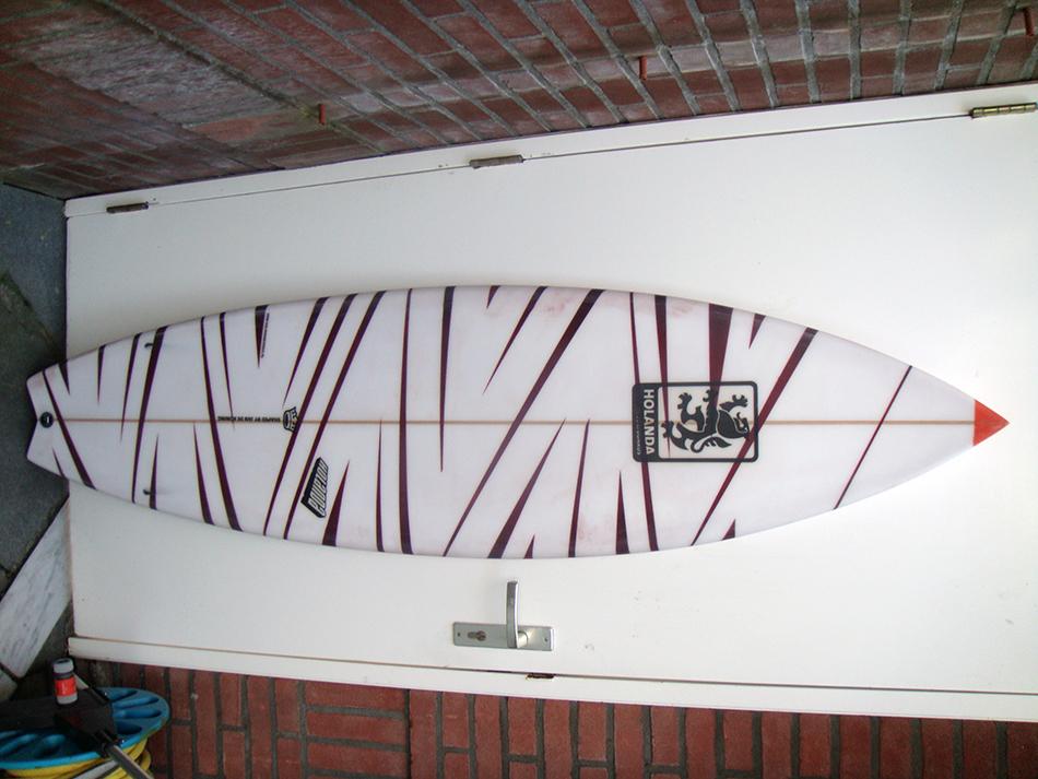 Holanda nr45 riprfish deck