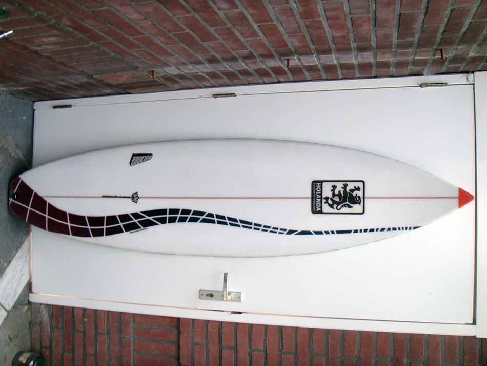 Holanda nr48 H1 deck