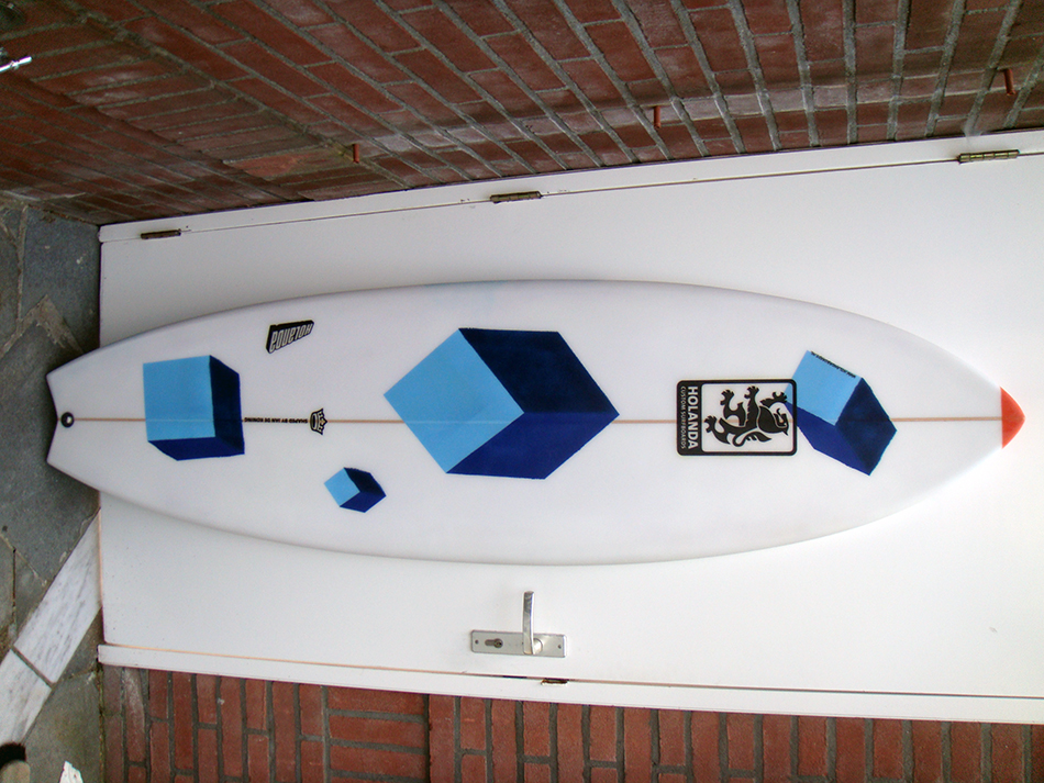 Holanda nr49 Twin+½ deck