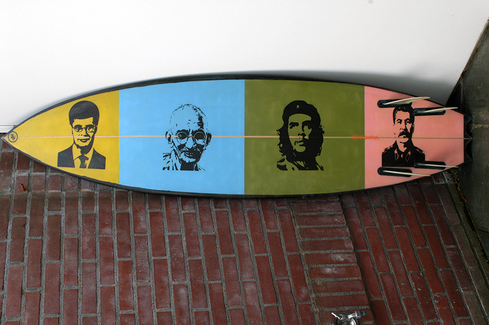 """Holanda nr8 Limited Edition: """"Heads of State"""""""